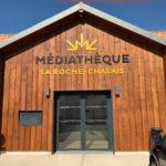 Ouverture de la Médiathèque