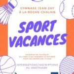 Sport Vacances