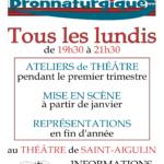 Ateliers de Théâtre