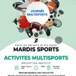 Nouveau : les mardis sports !