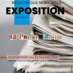 Médiathèque : Exposition