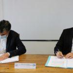EAU & ASSAINNISSEMENT : La commune signe avec la SAUR la gestion du service