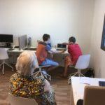 Médiathèque : De nouveaux ateliers numériques