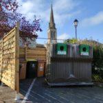 Centre bourg : De nouveaux aménagements pour nos poubelles !