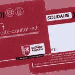 Carte solidarité : UN VRAI COUP DE POUCE POUR VOS DÉPLACEMENTS !