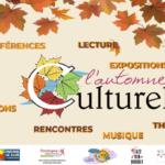 L'automne culturel revient !